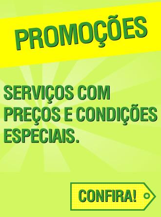 Preços promocionais para dedetização.